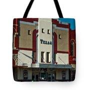 The Historic Texas Theatre Tote Bag
