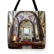 The Historical Church - Iglesia De La Salud Tote Bag