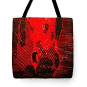 The History Of Fear Tote Bag
