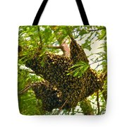 The Hive Tote Bag