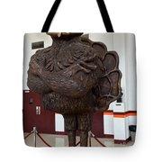 The Hokie Bird Tote Bag