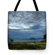The Hole In The Sky Tote Bag