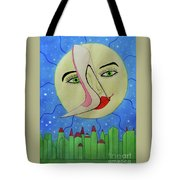 The Holography Tote Bag
