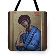 The Holy Apostle And Evangelist John The Theologian Tote Bag
