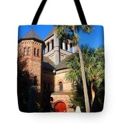 The Holy City Tote Bag