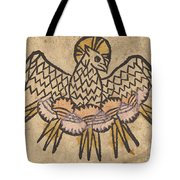 The Holy Ghost Tote Bag