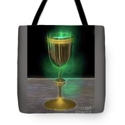 The Holy Grail By Raphael Terra Tote Bag