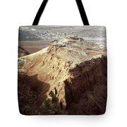 The Holy Land: Masada Tote Bag