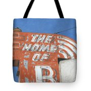 The Home Of R Tote Bag