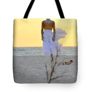 The Homesickness Tote Bag