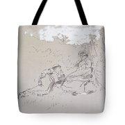 The Honeymoon Tote Bag