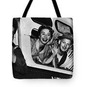 The Honeymooners, C1955 Tote Bag by Granger