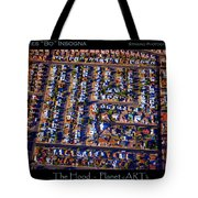 The Hood - Planet Art Tote Bag