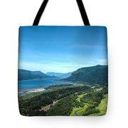 The Hood River  Tote Bag