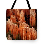 The Hoodoos In Bryce Canyon Tote Bag
