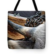 The Horn Of The Beast Tote Bag