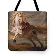 The Horse And The Snake Tote Bag