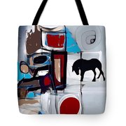 The Horse Tote Bag