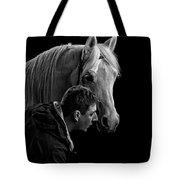 The Horse Whisperer Extraordinaire Tote Bag