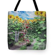 The Horticulturist Tote Bag