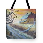The Hott Ranch Tote Bag