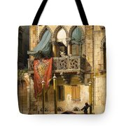 The House Of Desdemona Tote Bag