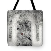 The House Of Magickal Cosmology Tote Bag