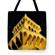 The House Of Rapunzel Tote Bag