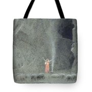 the house of the Chambers of Death Tote Bag