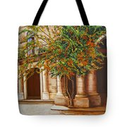 The House Of The Marquis Of Clear Water Tote Bag