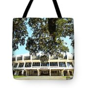 The House Pete Built - Pano Digital Painting Tote Bag