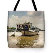 The Houseboat Tote Bag