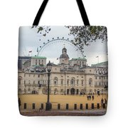 The Household Cavalry Museum London Tote Bag