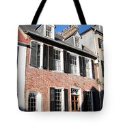 The Houses Of Charleston Tote Bag