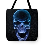 The Howling Void Tote Bag