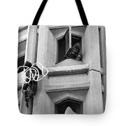 The Human Fly Tote Bag