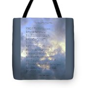 The Human Plateau Tote Bag