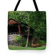 The Humpback Bridge Tote Bag
