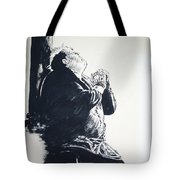 The Hunchback Of Notre Dame Tote Bag