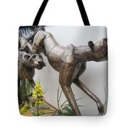 The Hunt Is On . Tote Bag