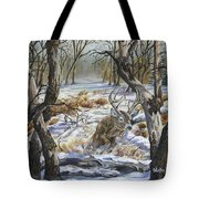 The Hunted Tote Bag
