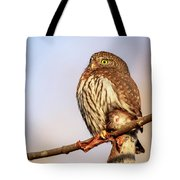 The Hunter Tote Bag by Windy Corduroy