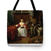 The Hunter's Present Tote Bag