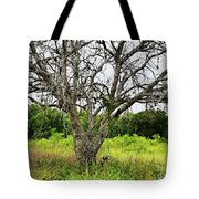 The Hunting Tree Tote Bag