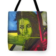 The Huntress Tote Bag