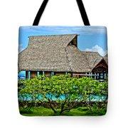 The Huts IIII Tote Bag