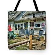 The Ice Cream Stand Tote Bag