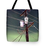 The Ice Storm 1 Tote Bag