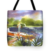 The Ideal Catch Tote Bag
