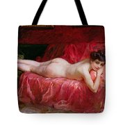 The Idle Hour Tote Bag by Daniel Hernandez